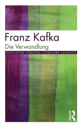 Die Verwandlung: 1st Edition (Paperback) book cover