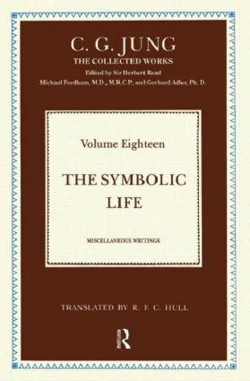 The Symbolic Life: Miscellaneous Writings book cover