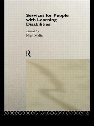 Services for People with Learning Disabilities: 2nd Edition (Hardback) book cover