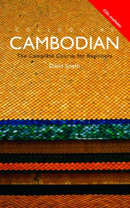 Colloquial Cambodian (Audio CD) book cover