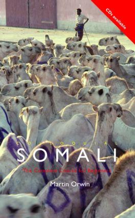 Colloquial Somali book cover