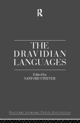 The Dravidian Languages