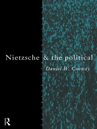Nietzsche and the Political (Paperback) book cover