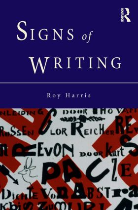 Signs of Writing (Hardback) book cover