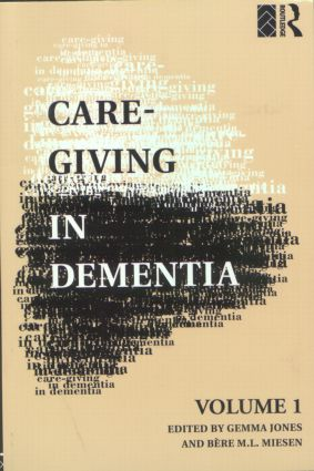 Care-Giving in Dementia