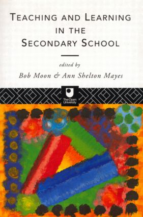 Teaching and Learning in the Secondary School: 1st Edition (Paperback) book cover
