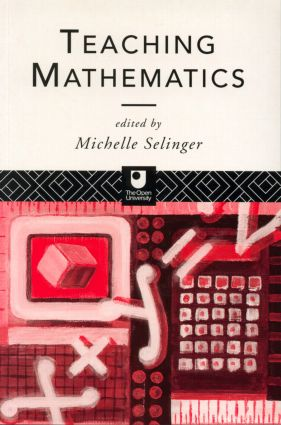 Teaching Mathematics: 1st Edition (Paperback) book cover