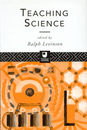 Teaching Science: 1st Edition (Paperback) book cover