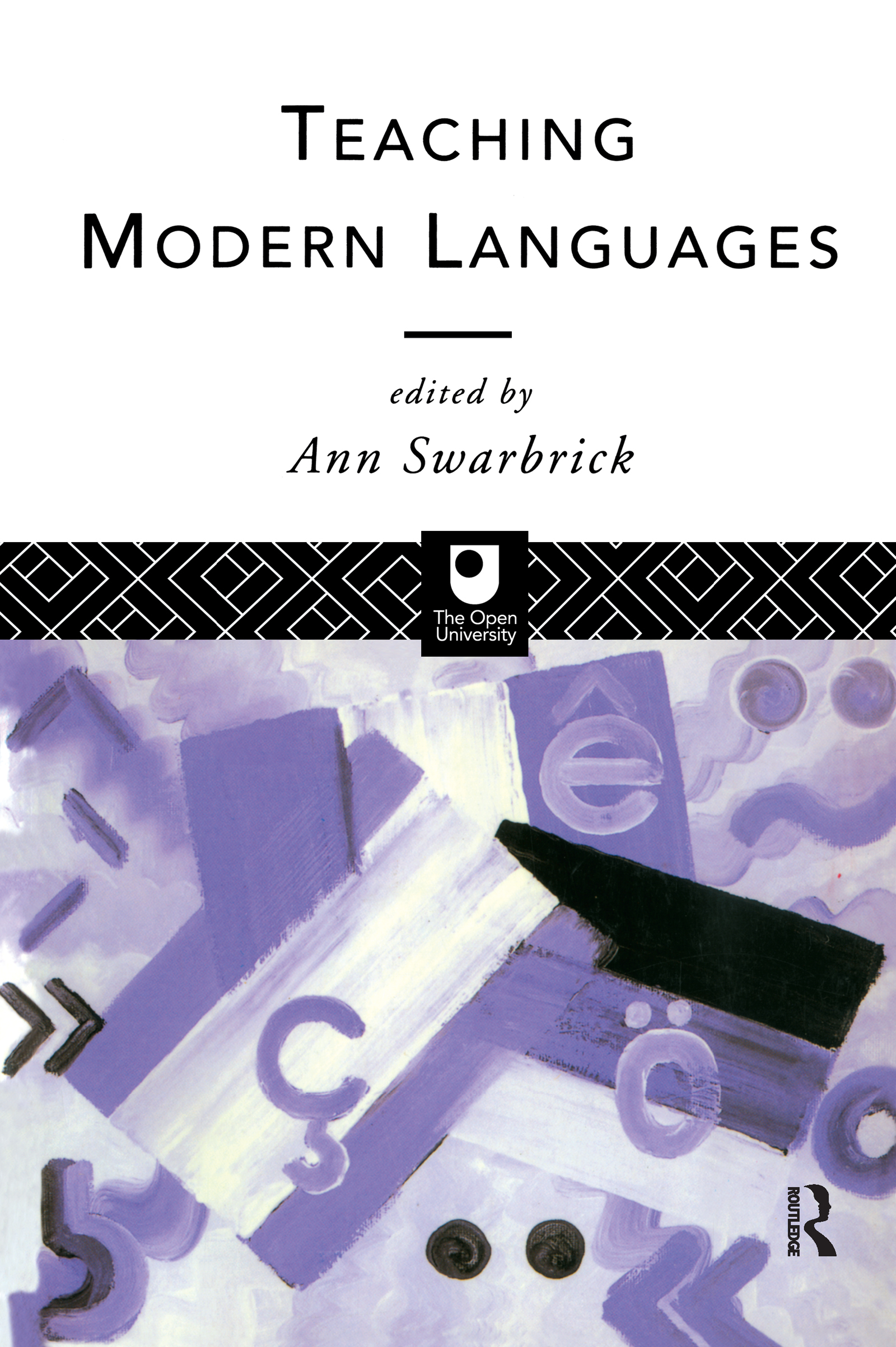 Teaching Modern Languages: 1st Edition (Paperback) book cover