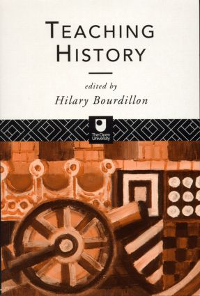 Teaching History: 1st Edition (Paperback) book cover