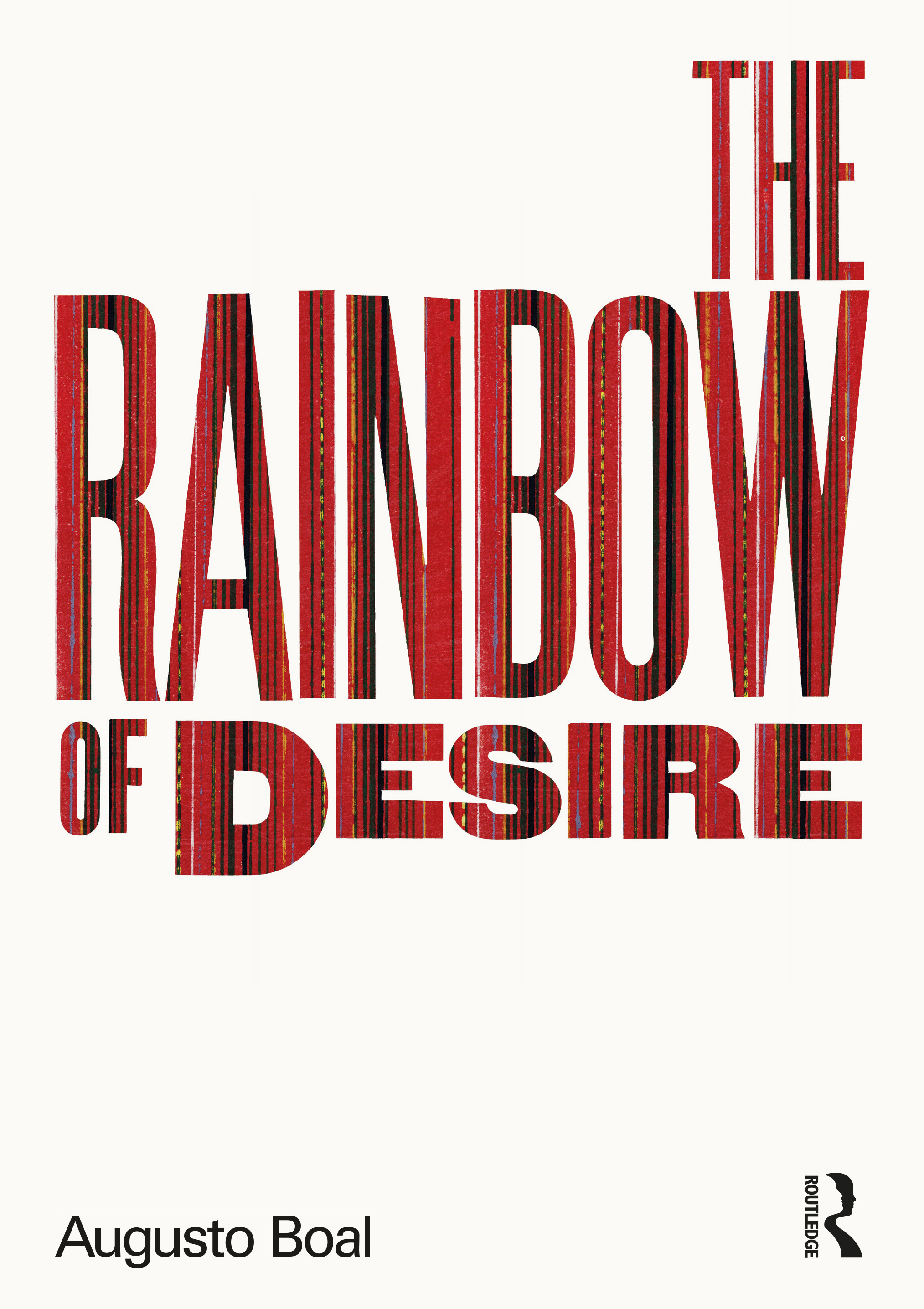 The Rainbow of Desire (Paperback) book cover