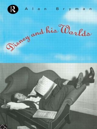 Disney & His Worlds (Paperback) book cover