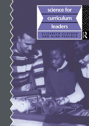 Science for Curriculum Leaders: 1st Edition (Paperback) book cover