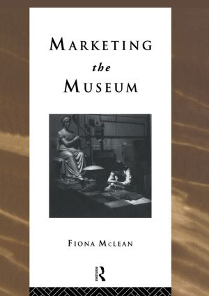 Marketing the Museum book cover