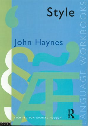 Style (Paperback) book cover