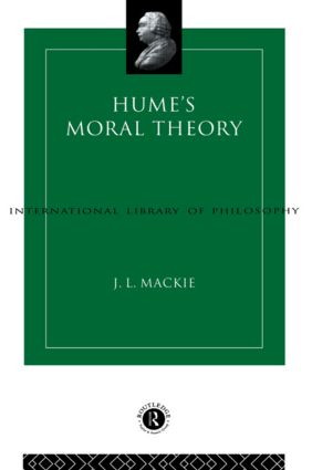 Hume's Moral Theory: 1st Edition (Paperback) book cover