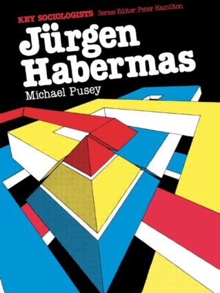 Jurgen Habermas book cover