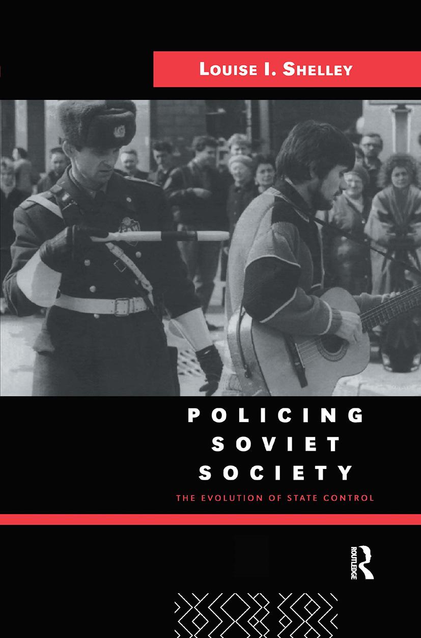 Policing Soviet Society