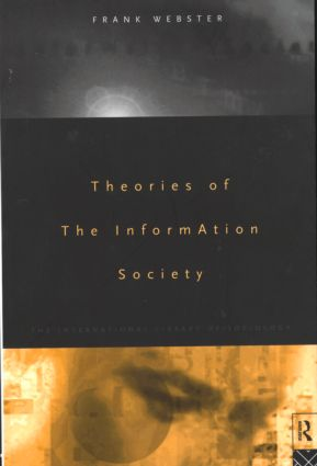 Theories of the Information Society (e-Book) book cover