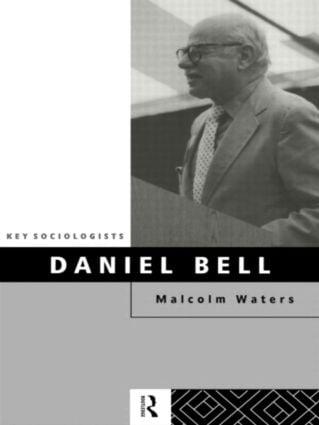 Daniel Bell (Paperback) book cover