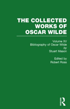 Collected Works of Oscar Wilde (Hardback) book cover