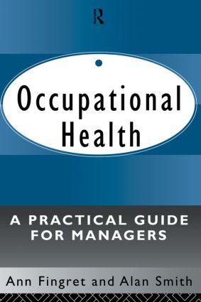 The organisational health plan