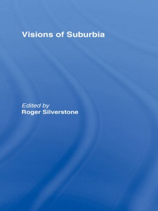 Visions of Suburbia (Paperback) book cover