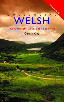 Colloquial Welsh: The Complete Course for Beginners book cover