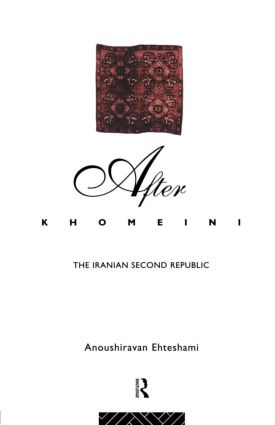 After Khomeini: The Iranian Second Republic, 1st Edition (Paperback) book cover