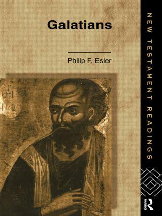 Galatians book cover