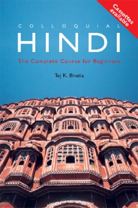 Colloquial Hindi Pdf