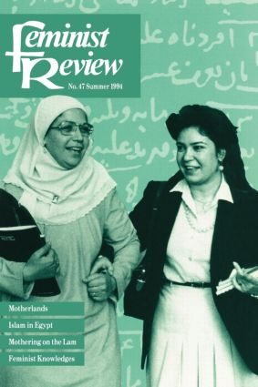 Feminist Review: Issue 47, 1st Edition (Paperback) book cover