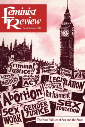 Feminist Review: Issue 48: The New Politics of Sex and the State, 1st Edition (e-Book) book cover