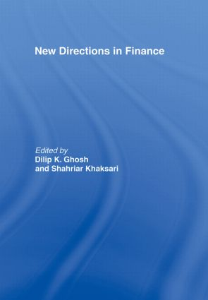 New Directions in Finance (Hardback) book cover