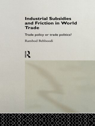 Domestic Industrial Subsidies in International Trade Theory