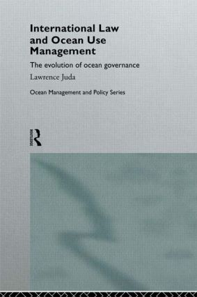 International Law and Ocean Management book cover