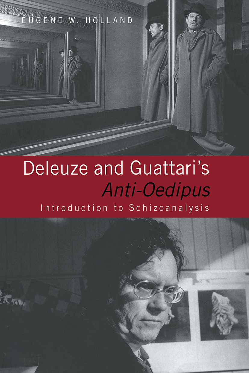 Deleuze and Guattari's Anti-Oedipus: Introduction to Schizoanalysis, 1st Edition (Paperback) book cover