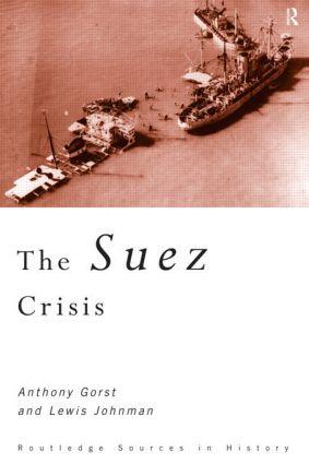 The Suez Crisis