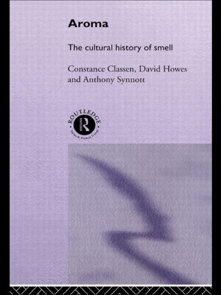 Aroma: The Cultural History of Smell (Paperback) book cover