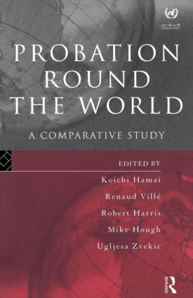 Probation Round the World: 1st Edition (Paperback) book cover