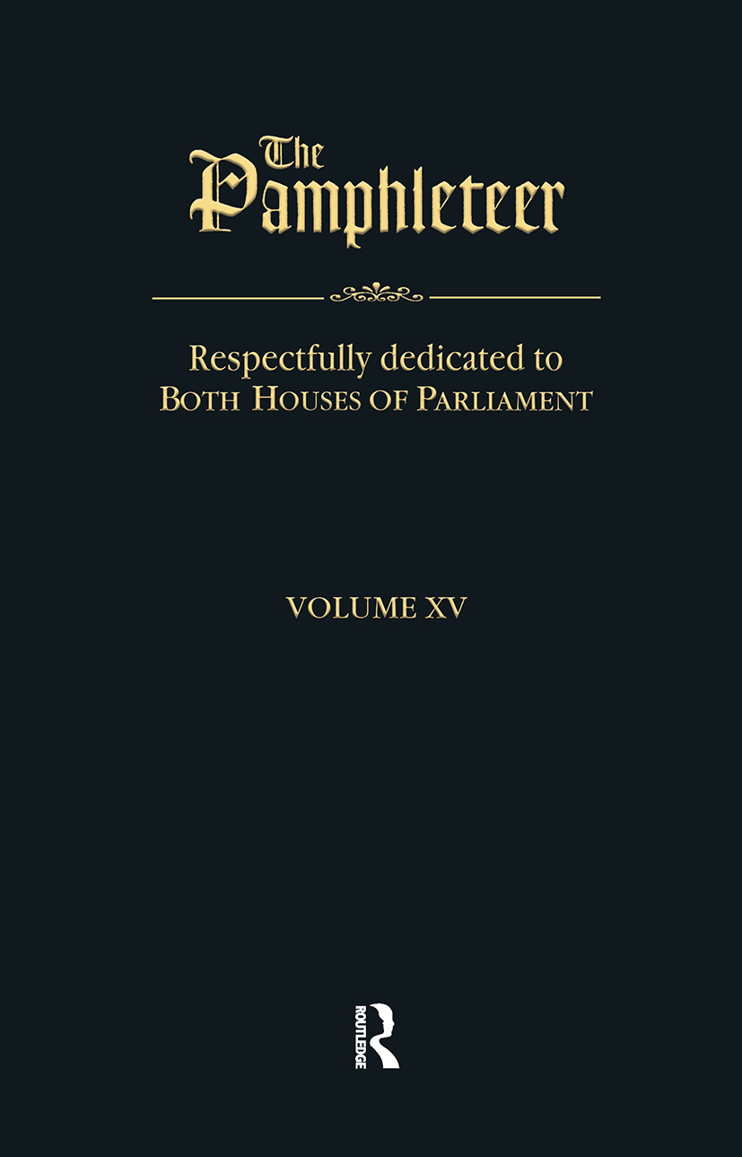 The Pamphleteer
