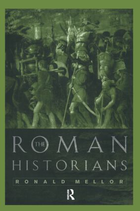 The Roman Historians (Paperback) book cover