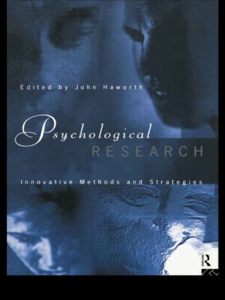 Psychological Research: Innovative Methods and Strategies, 1st Edition (Paperback) book cover