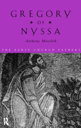 Gregory of Nyssa (Paperback) book cover