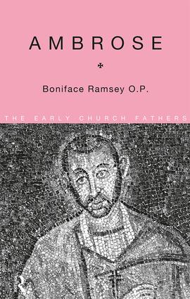 Ambrose (Paperback) book cover