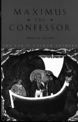 Maximus the Confessor book cover