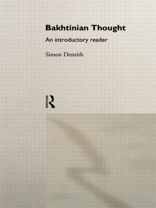 Bakhtinian Thought:Intro Read
