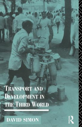 Transport and Development in the Third World (Paperback) book cover