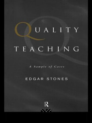 Quality Teaching: A Sample of Cases (Paperback) book cover