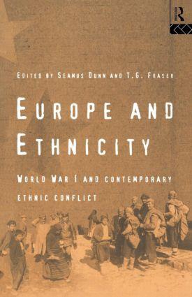 Europe and Ethnicity